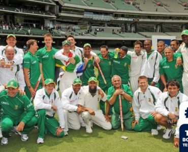 Boxing Day Test Memorable Moments #17 鈥 South Africa鈥檚 finest win