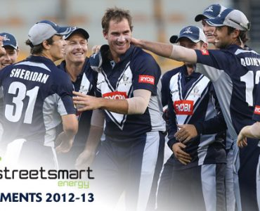 Streetsmart Energy Top-10 – #3 The Bushrangers鈥 RYOBI One-Day Cup campaign