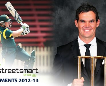 Streetsmart Energy Top-10  #4 McKay鈥檚 ODI player of the year and Cameron鈥檚 Belinda Clark Medal