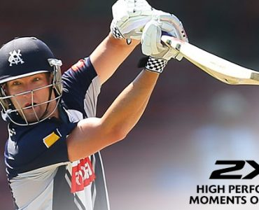 2XU High Performance Moment #5 鈥 Cameron White named RYOBI One-Day Cup Man of the Series