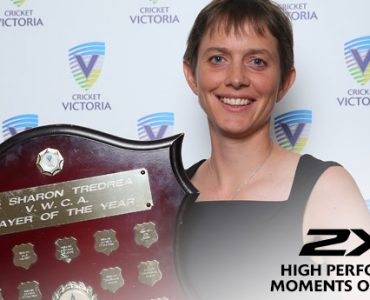 2XU High Performance Moment #7 鈥 Elliott wins fourth Sharon Tredrea Award