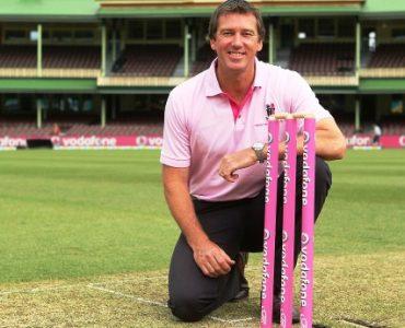 Pink Stumps Day 2013