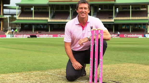Pink For A Day. Pink Stumps Day - Play Cricket and Support