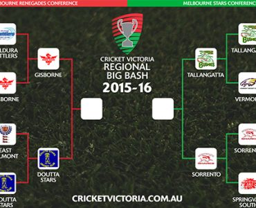 Regional Big Bash hits Finals time