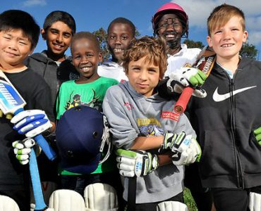 Sunshine Heights Cricket Club wins top community award