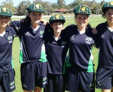 Vics honoured at National Championships