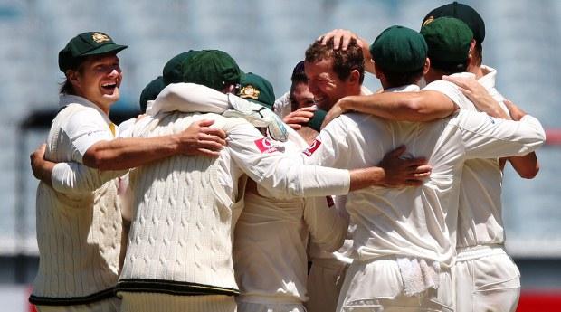 Australia secures victory