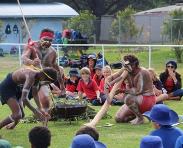 Harmony 8s provides cultural experience