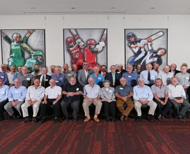 Cricket Victoria Awards 50 Years of Service