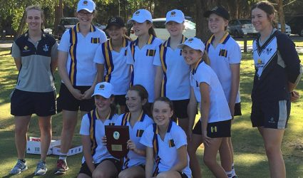 Carey Grammar take out first AGSV / APS Girls Cricket Competition