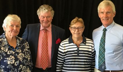 CV inducts four new Life Members