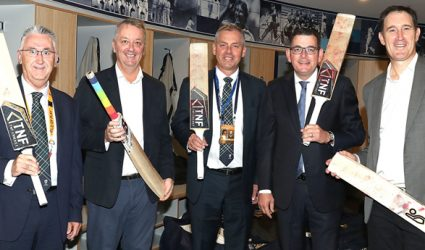 Cricket Victoria unveils jewel in crown at Junction Oval
