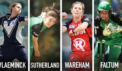 Four Victorians named for inaugural tour