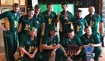 Yarraville take out third straight Melbourne All Abilities Cricket Association title