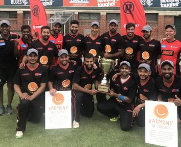 Melbourne Renegades Champion League side reign victorious over Sydney Thunder Nation