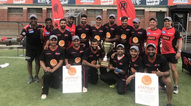 Melbourne Renegades Champion League side reign victorious over Sydney Thunder Nation