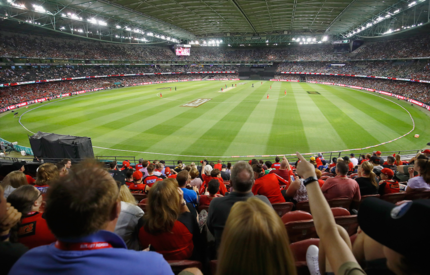 Victorian cricket to benefit from new stadia and community funding