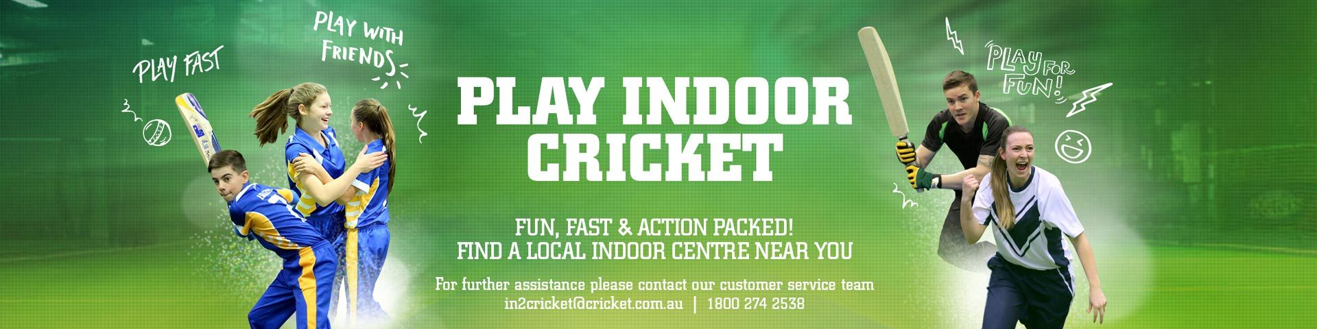 Indoor Cricket 2018