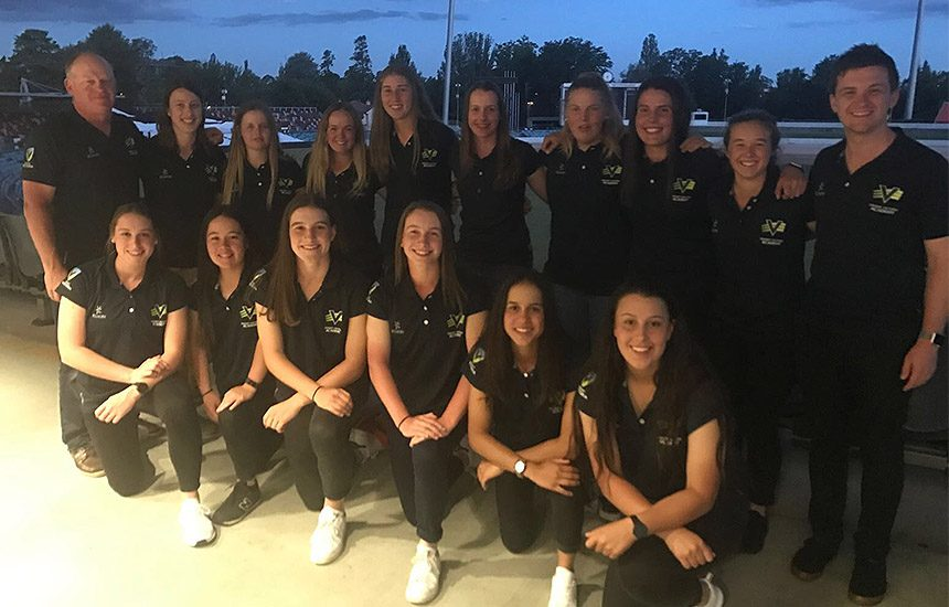 Female High Performance Academy training squads announced
