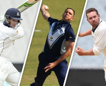 Handscomb, Tremain and Holland selected for Australia A tour of India