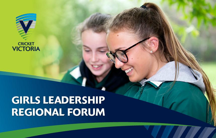 Regional Girls Leadership Forum