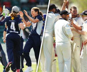 Victoria unveil Male and Female squads, name change
