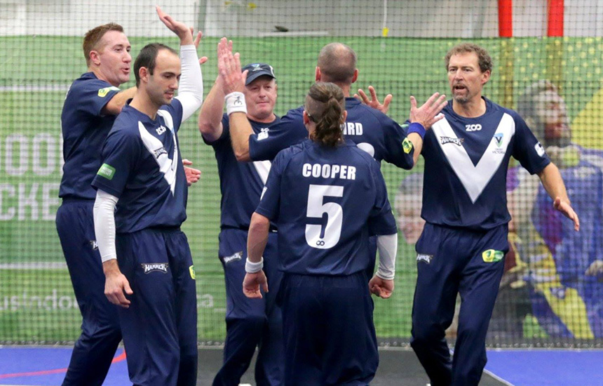 Two Victorian teams to compete at Australian Indoor Cricket Masters Championships