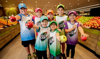 Woolworths announced as Cricket Australia partner from grassroots to elite level