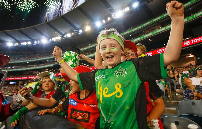 Stars and Renegades BBL fixtures unveiled