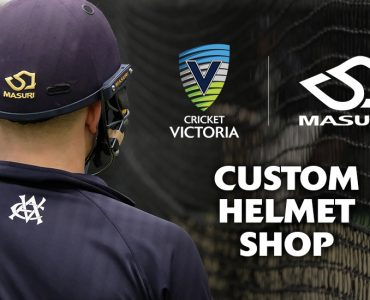 New Cricket Victoria Helmet Shop launched