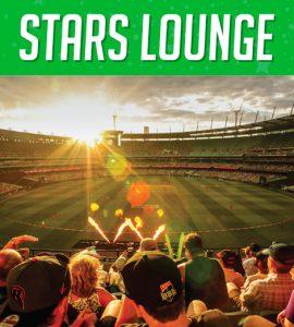 Stars Lounge – MCG