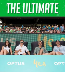 The Ultimate Experience – MCG