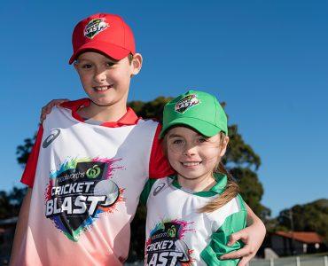 Woolworths Cricket Blast School Holiday Programs