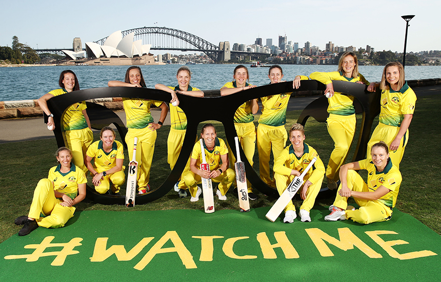 Five Victorians in the Australian squad to take on New Zealand