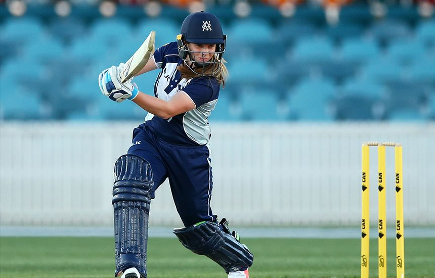 Victoria names squad for opening WNCL round