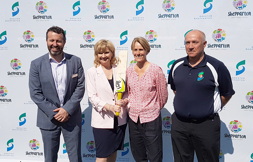 Cricket Australia Country Championships to play in Greater Shepparton