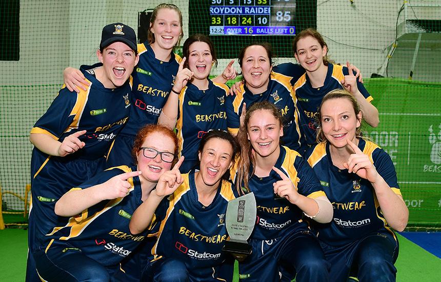 Croydon Raiders crowned Women's NICL Champions