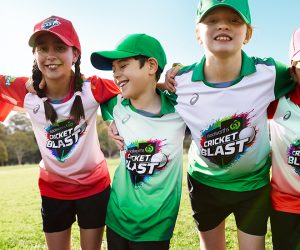 Introducing Woolworths Cricket Blast