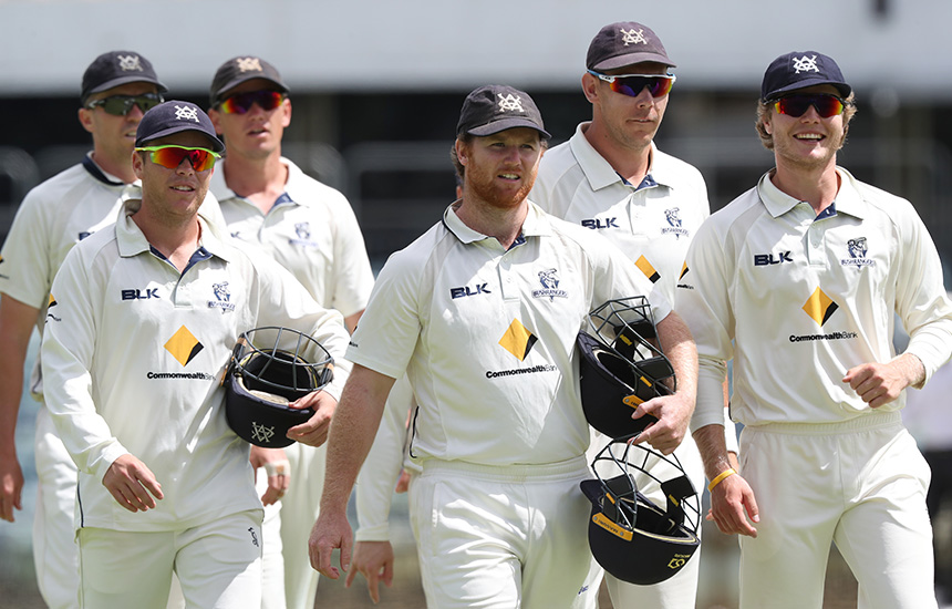 Victoria name squad for JLT Sheffield Shield opener