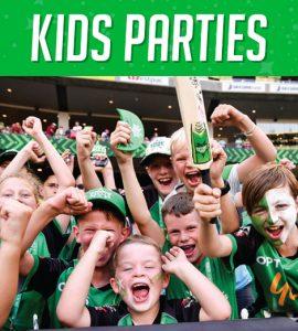 Kids Parties – MCG