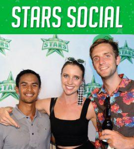 Stars Social – MCG
