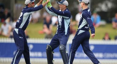 JLT One Day Cup Final – Match Information – VIC v TAS