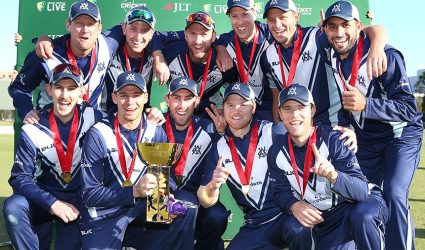 Champions! Victoria storm to JLT Cup title