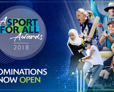 A Sport For All Awards 2018 – Nominations Now Open