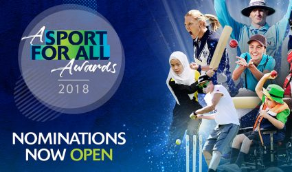 A Sport For All Awards 2018 - Nominations Now Open