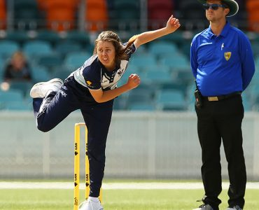 Strano to captain Vics in Round 2 WNCL