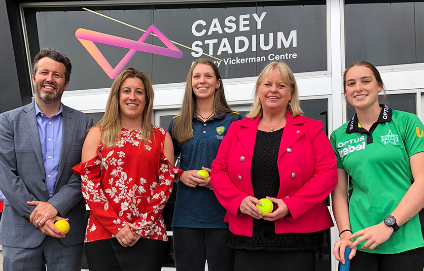 Casey Stadium to host the 2019 Indoor Cricket National Championships