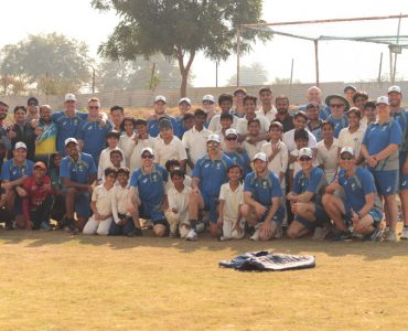 Australian Deaf and Hard of Hearing Squad arrive in India
