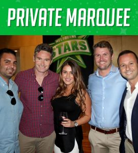 Private Marquee – Moe
