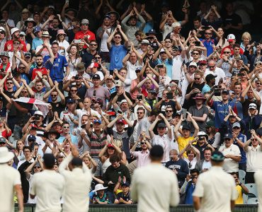 Victorian economy boosted by 2017-18 Ashes Series